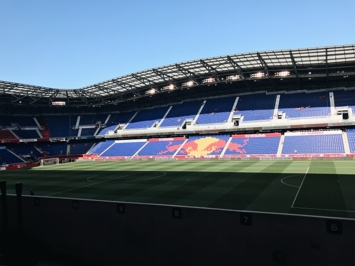Attending NY Derby Game: New York Red Bulls