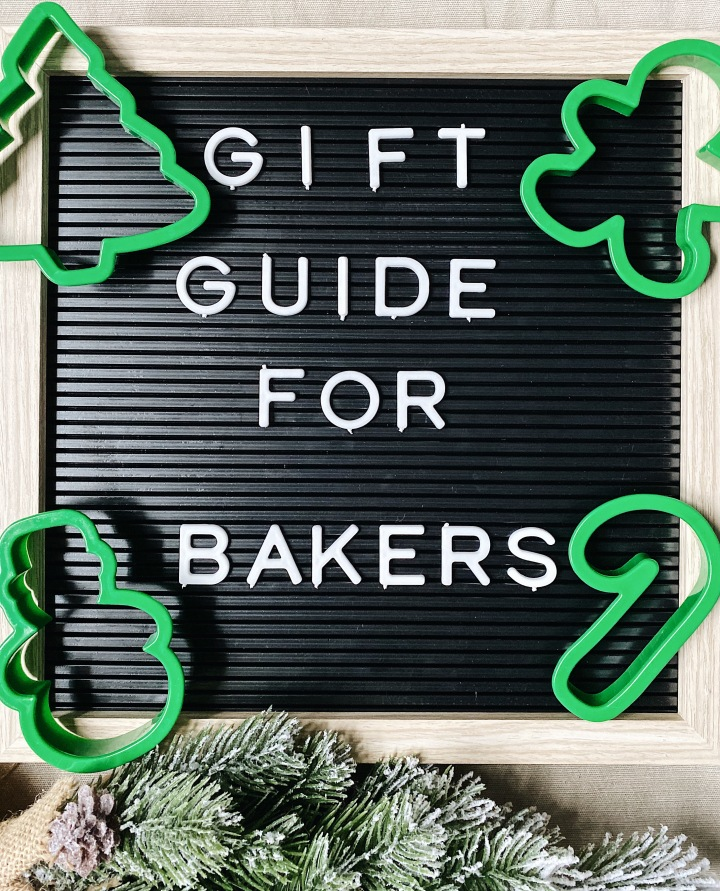 Gift Guide For Bakers