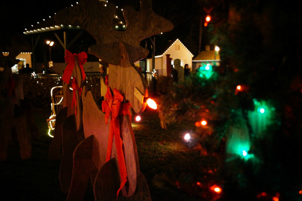 Christmas Markets/Villages around NY + PA + NJ